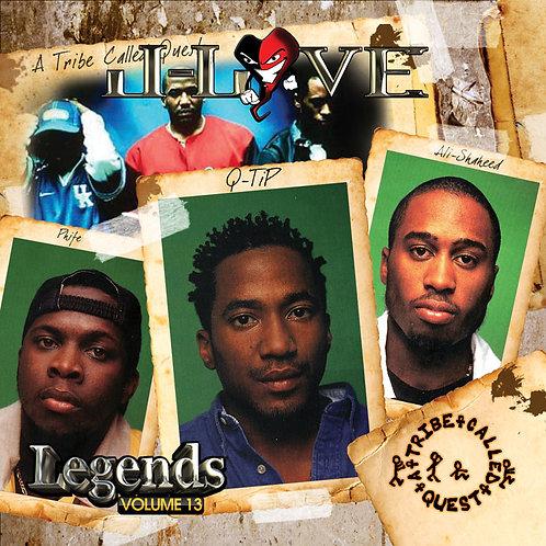 J-Love - A Tribe Called Quest - Legends vol 13