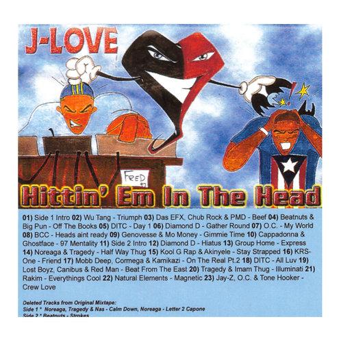 J-Love - Hittin Em In The Head