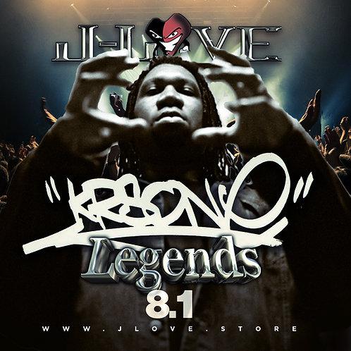 J-Love - KRS-One - Legends - 8.1