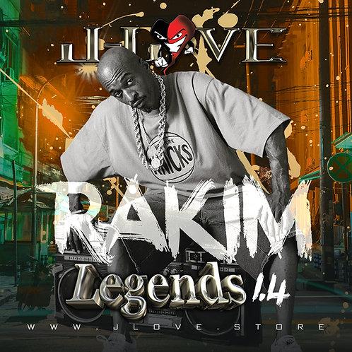J-Love - Rakim - Legends vol 1.4