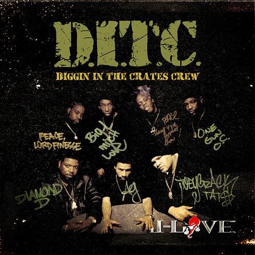 J-Love - D.I.T.C - Diggin in the crates Crew