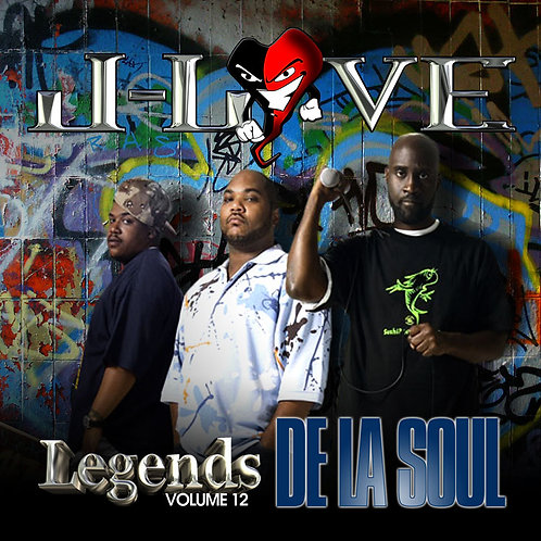 J-Love - De La Soul - Legends vol 12