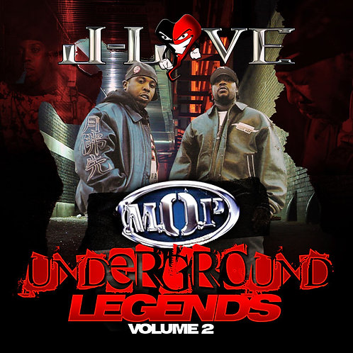 J-Love - M.O.P - Underground Legends vol 2