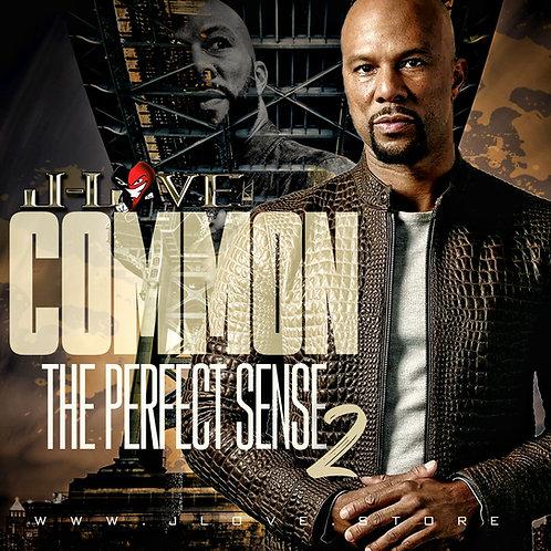 J-Love - Common - The Perfect Sense 2