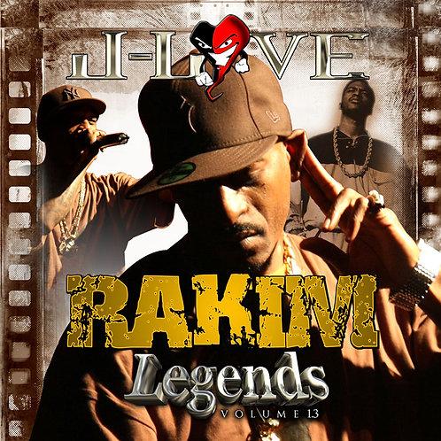 J-Love - Rakim - Legends vol 1.3