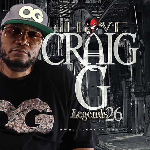 J-Love - Craig G - Legends Vol 26