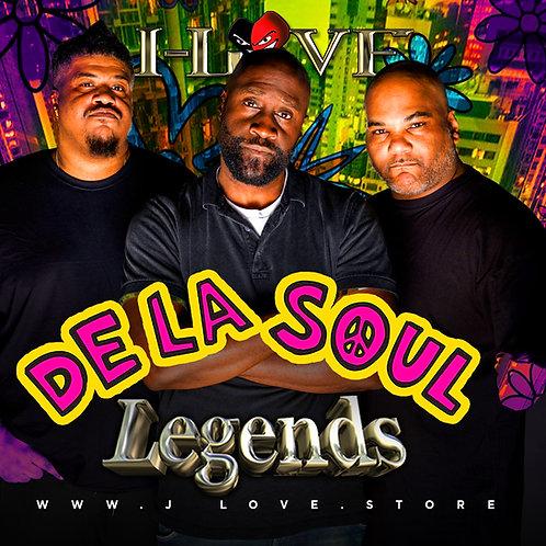 J-Love - De La Soul - Legends 12.1