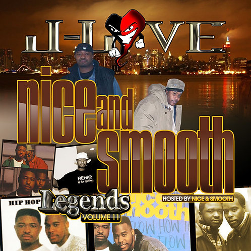 J-Love - Nice & smooth - Legends vol 11