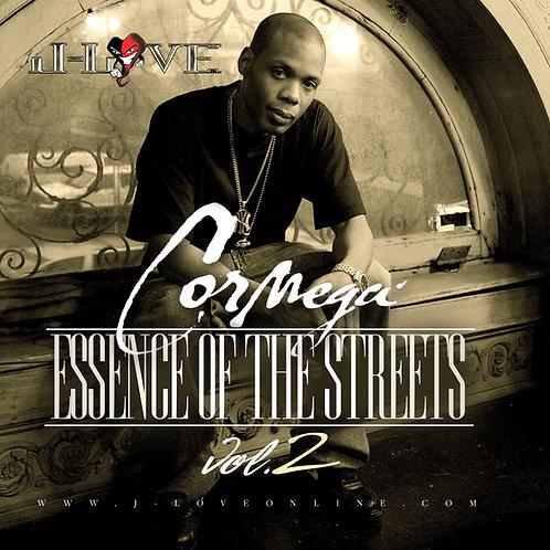 J-Love - Cormega - Essence of the Streets vol 2
