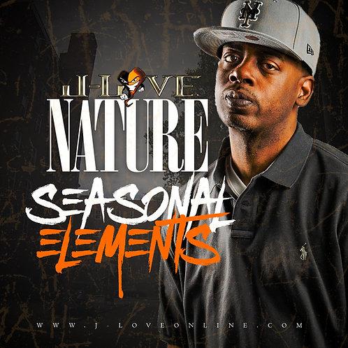 J-Love - Nature - Seasonal Elements