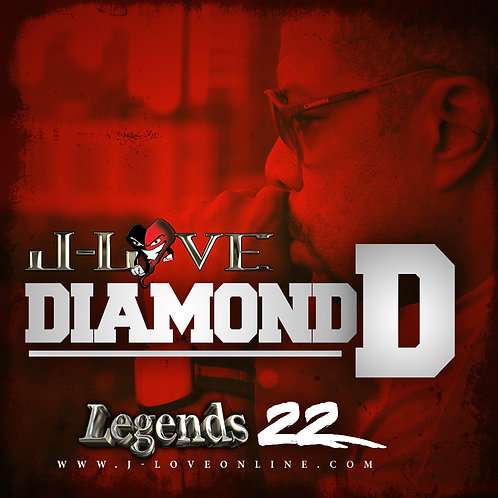 J-love - Diamond D - Legends vol 22