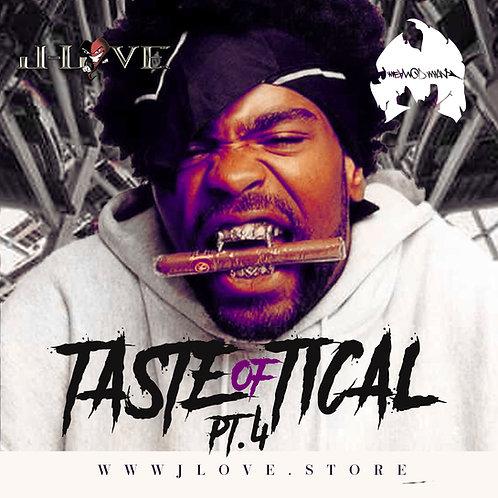 J-Love - Method Man - Taste of Tical pt  4