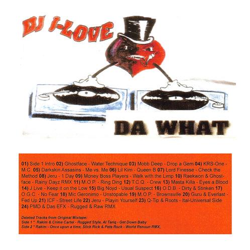 J-Love - Da What