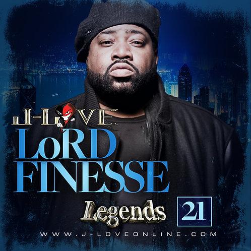 J-Love - Lord Finesse - Legends vol 21