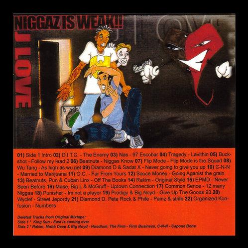 J-Love - Niggaz is Weak