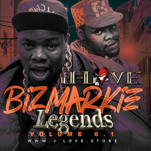 J-Love - Biz Markie - Legends Vol 6.1