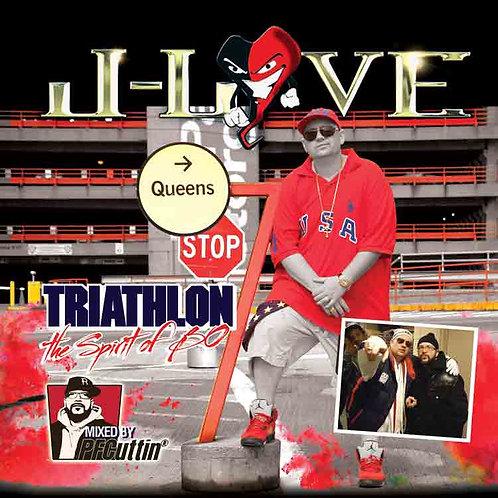 J-Love - Triathlon - the spirit of BO Jackson mixed by P.F. Cuttin