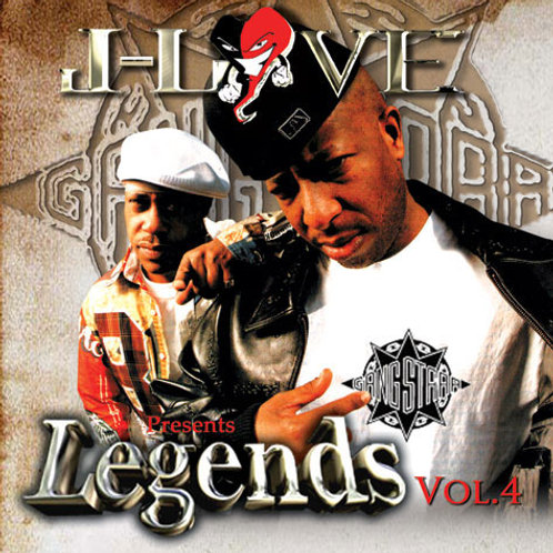 J-Love - Gangstarr - Legends Vol 4