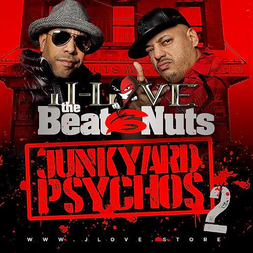 J-Love Beatnuts - Junkyard Psychos 2