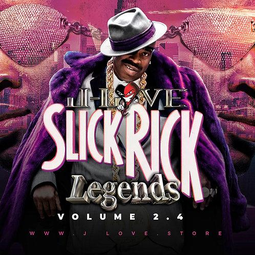 J-Love - Slick Rick - Legends Vol 2.4