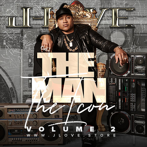 J-Love - LL Cool J - The Man The Icon Vol 2