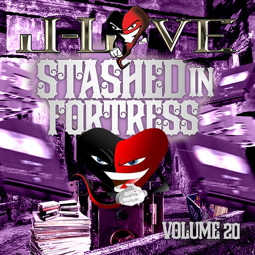 J-Love - Stashed in the Fortress vol 16 , 17 , 18 , 19 , & 20