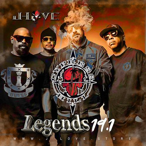 J-Love - Cypress Hill - Legends Vol 19.1