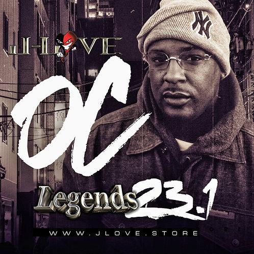 J-Love - O.C. - Legends vol 23.1