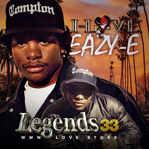 J-Love - Eazy-E - Legends vol 33