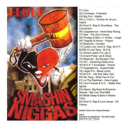 J-Love - Smashing Niggaz