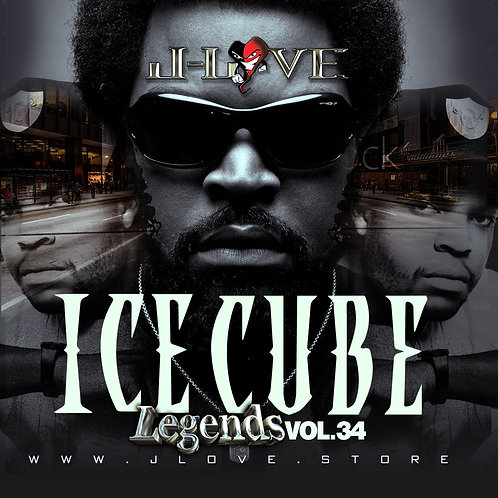 J-love Ice Cube - Legends vol 34