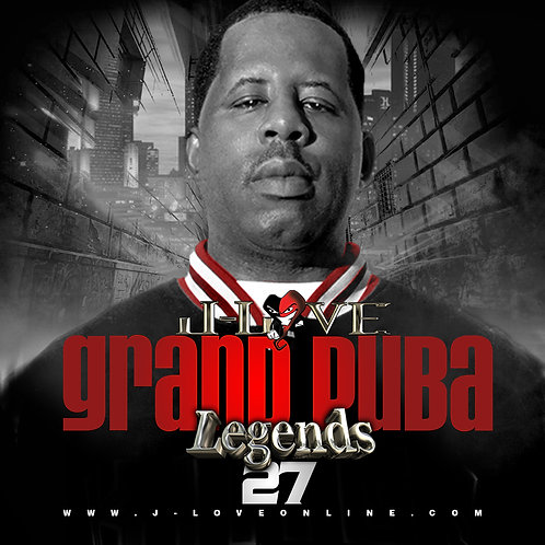 J-Love - Grand Puba - Legends Vol 27