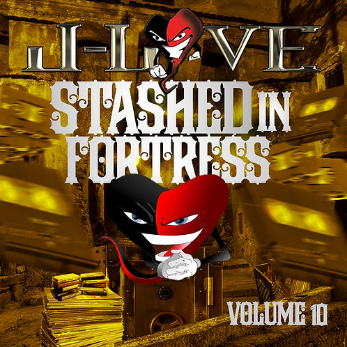J-Love - Stashed in the Fortress Vol 6 , 7 , 8 , 9 , & 10
