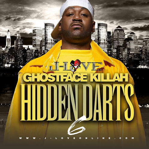 J-Love - Ghostface Killah - Hidden Darts 6