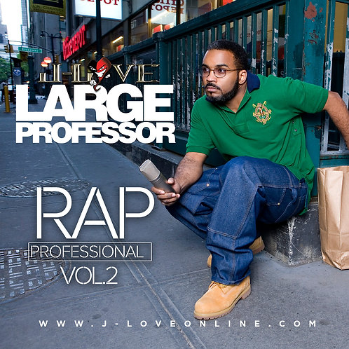J-Love - Large Professor - Rap Professional 2
