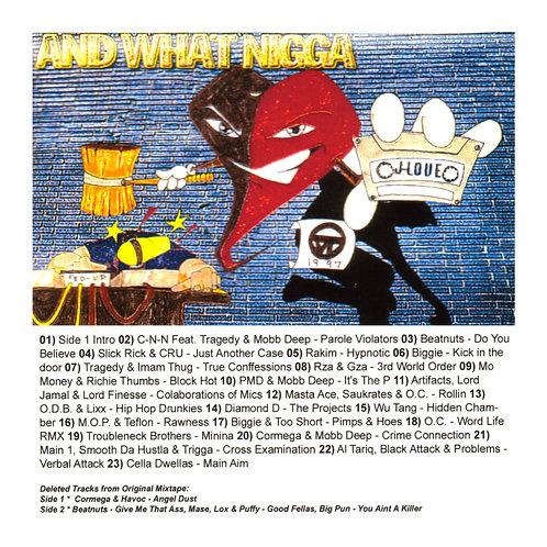 J-Love - And What Nigga