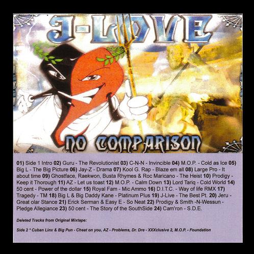 J-Love - No Comparison