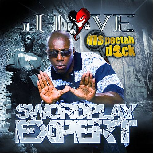 J-Love - Inspectah Deck - Swordplay Expert 1