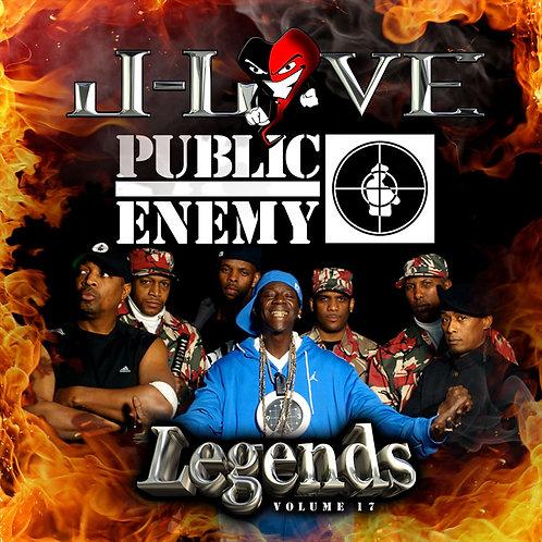 J-Love - Public Enemy - Legends vol 17