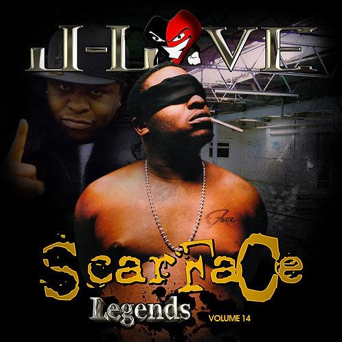 J-Love - Scarface - Legends vol 14