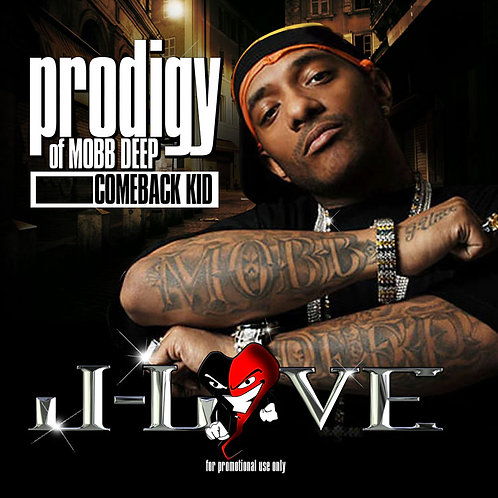 J-Love - Prodigy - Comeback Kid