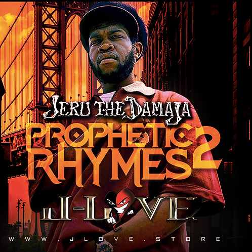J-Love - Jeru The Damaja - Prophetic Rhymes 2