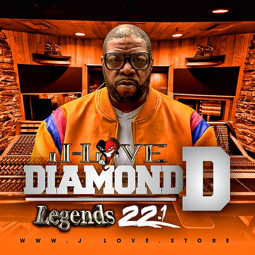 J-Love - Diamond D - Legends vol 22.1