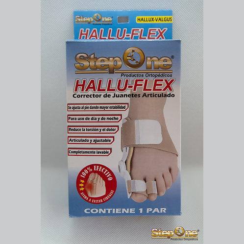 Hallu-Flex Corrector de Juanetes Articulado