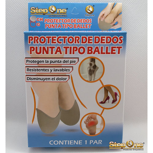 Protector de Dedos - Punta tipo Ballet