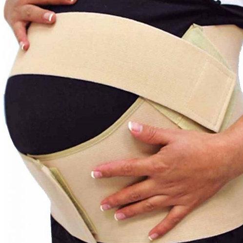 Faja lumbosacra elástica de maternidad