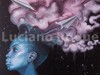 "New painting added titled ""Infinite"""