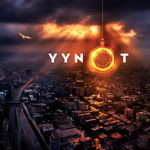 YYNOT Debut CD with FREE BUTTON!