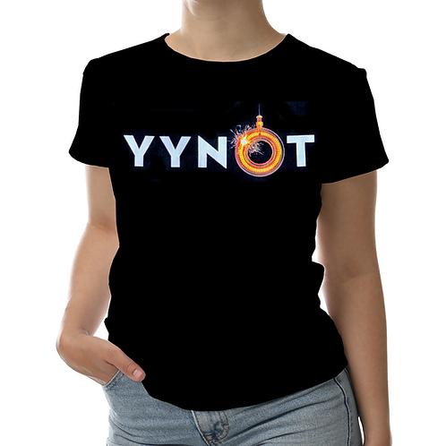 YYNOT Debut Album Shirt