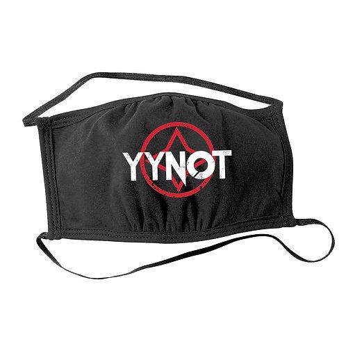 Premium YYNOT Fitted Mask w/Nose Bridge